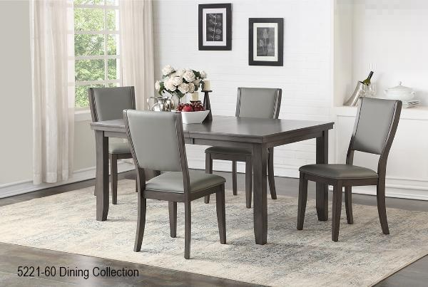 LM 5221 Table 4 Chair